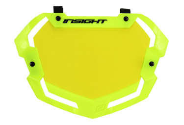 Insight 3D Vision2 Pro Plate Amarillo / Amarillo Neón