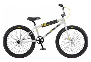 BMX Freestyle GT Bikes Pro Series Heritage 24 White / Black 2020