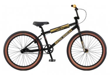 BMX Freestyle GT Bikes Pro Series Heritage 24 Oro / Negro 2020