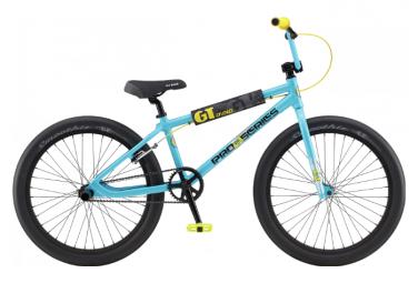 BMX Freestyle GT Bikes Pro Series Heritage 24 Blue / Black 2020