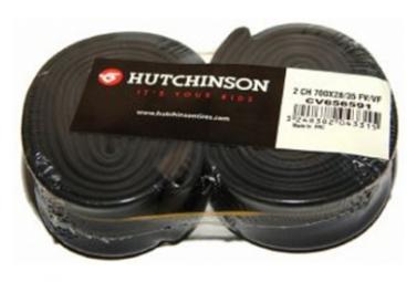 Lot 2 chambres Hutchinson 26x1.85/2.125