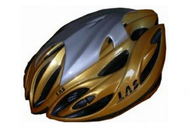 Image of Casque las haxial gold