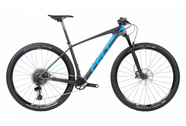Felt Doctrine 1 Hardtail MTB Sram X01 Eagle 12S 29'' Carbon Grey Blue 2019