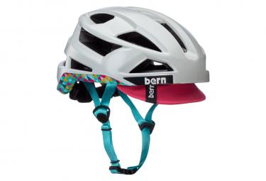 Bern FL1-Pave Mips Gray Helmet