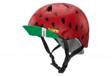 Bern Nina Strawberry Helmet