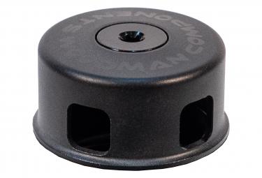 Capsule de Direction Woodman N SL pour fourche Carbone 15 mm Noir mat