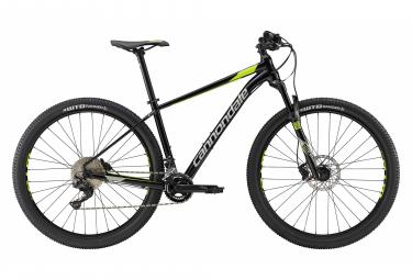 VTT Semi-Rigide Cannondale Trail 2 Shimano SLX/XT 11V 29'' Noir 2019