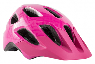 Bontrager Tyro Youth Bike Helmet Flamingo Pink