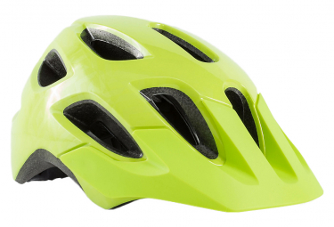 Casco Bontrager Tyro Youth Bike Radioattivo giallo