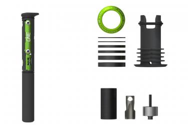 Kit Top Cap et Multi-Outils OneUp EDC Tool System avec outils de Montage Vert