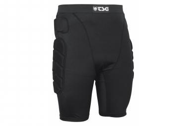 Sous-Short de Protection TSG Crash Pant All Terrain Noir
