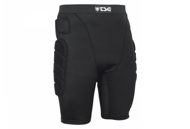 Sous-Short de Protection TSG Crash Pant All Terrain Noir