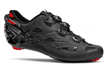 Zapatillas de carretera SIDI Shot Matte Black