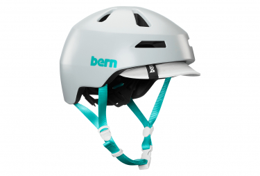 Image of Casque bern brentwood 2 0 satin cool grey l 59 62 cm