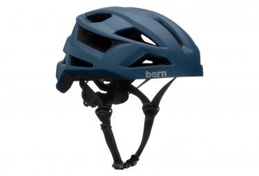 Bern FL-1 Libre Matte Muted Teal Helmet