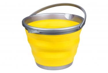 Image of Abbey camp seau pliable 15 l jaune 21wl geg uni