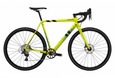 Gravel Bike Cannondale SuperX SRAM Force 1 11v Black 2020