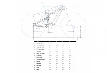 MTB Eléctrica Doble Suspensión GT e-Force Current 29'' Gris / Noir 2020