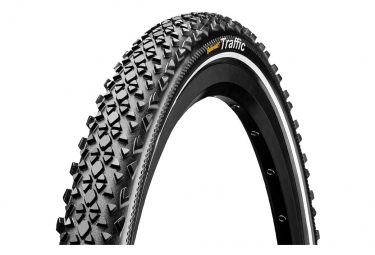 Continental Traffic Ii 26   Tire Tubetype Wire Sport Reflex Laterales 2 10