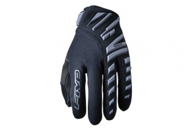 Paire de Gants Longs Five Enduro Air Noir