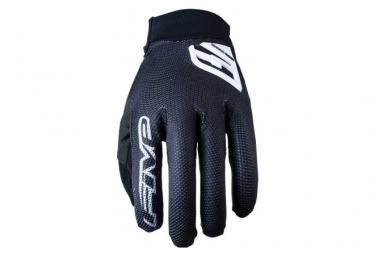 Paire de Gants Longs Five XR-Pro Noir