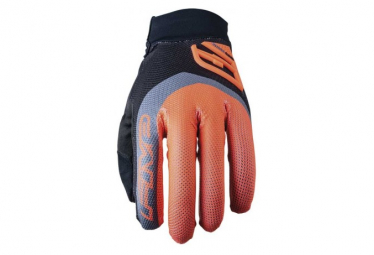 Paire de Gants Longs Five XR-Pro Orange Fluo
