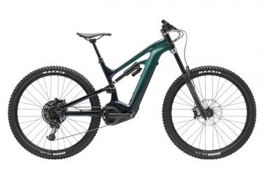 Mountain bike elettrica a sospensione completa Cannondale Moterra Neo SE | SRAM GX 12v | Emerlad | 2020