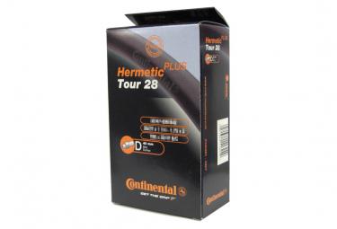 Continental Hermetic Plus 700 mm Tubo estándar Dunlop 40 mm