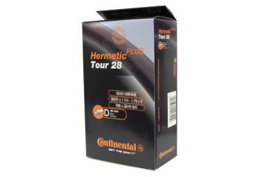 Chambre à Air Continental Hermetic Plus 700 mm Dunlop 40 mm