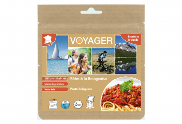 Lyophilis Voyager Meal Bolognese 160g