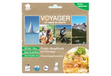 Patatas Cubiertas Con Queso Lyophilis Voyager 125 G