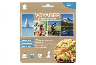 Lyophilis Voyager Pasta Con Salmon Y Verduras 80g