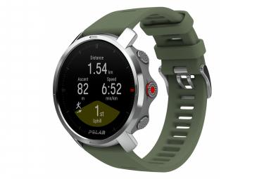 Polar GRIT X khaki watch