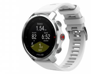 Polar GRIT X White Watch