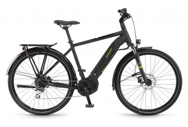 Winora Yucatan i8 Hybrid Bike Noir