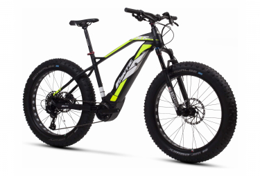 Image of Fatbike electrique fantic fat integra sram sx eagle 12v 630 wh 2020 s 160 175 cm
