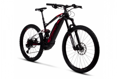 MTB Doble Suspensión Fantic XF1 160 29'' Noir / Rouge 2020