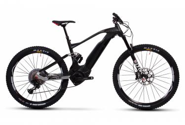 Fantic XF1 160 Carbon Sram GX Eagle 12v 630Wh Nero / Rosso 2020