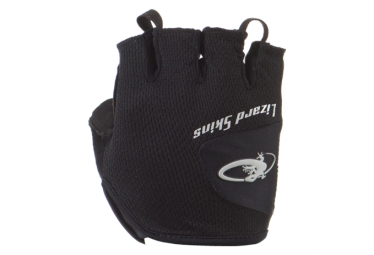 Lizard skins aramus gloves jet black xxl