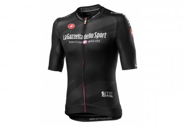 Maillot Castelli # Giro103 Race Manga Corta Negro