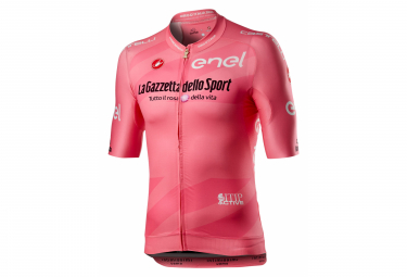 Maillot Castelli # Giro103 Race Manga Corta Rosa Giro Rosa