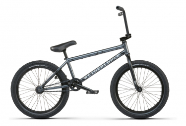 BMX Freestyle WeThePeople Justice 20.75'' Gris 2021