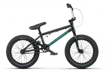 BMX Freestyle WeThePeople Seed 16 '' Black 2021