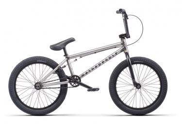 BMX Freestyle WeThePeople Nova 20.5TT Matt Raw / Argent 2021