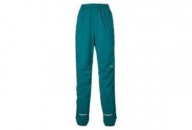 Basil Skane Bicicleta Lluvia Pantalones Mujeres Verde M