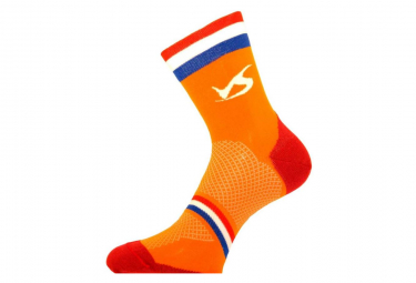 Chaussette Ventura Carbone Holland Orange