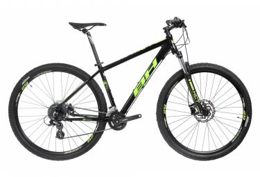MTB Semi Rígida BH Spike 29'' Noir / Vert 2020