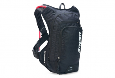 USWE Outlander 9 Hydration Pack with Water Pocket 3L Carbon / Black