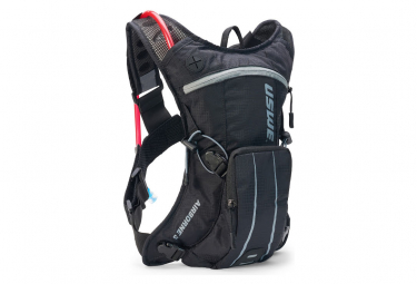 USWE Airbone 3 Hydration Pack with Water Pocket 2L Black / Gray