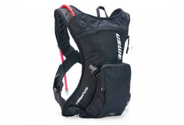 USWE Outlander 3 Hydration Pack with Water Pocket 1.5L Carbon / Black